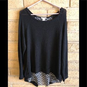 Bar III Women's sweater